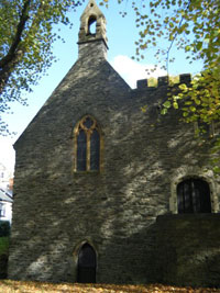 The Church at Bishops Tawton